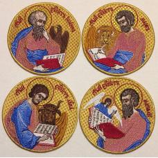 """Комплект икон на облачение """"Евангелисты"""""""
