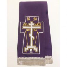 """Закладка для Евангелия  """"Крест Голгофа"""""""