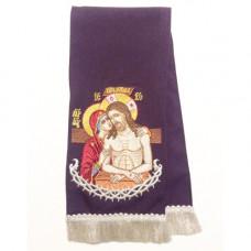 Закладка для Евангелия с иконой «Не рыдай Мене, Мати»