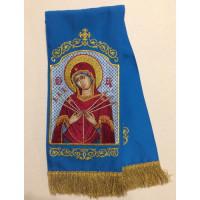 """Закладка для Евангелия с иконой """"Умягчение злых сердец"""""""